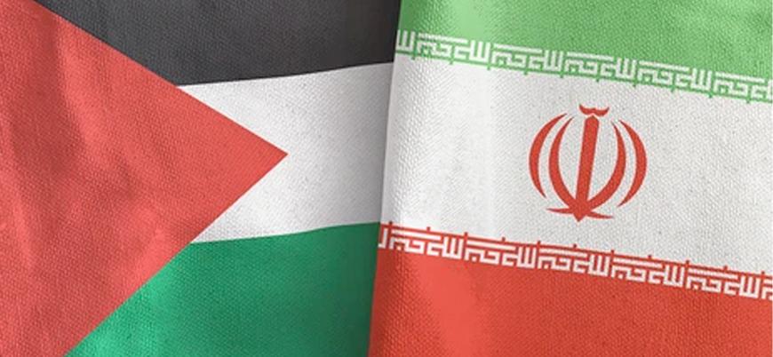 """""""İran rejimi Filistin'i istismar ediyor"""""""