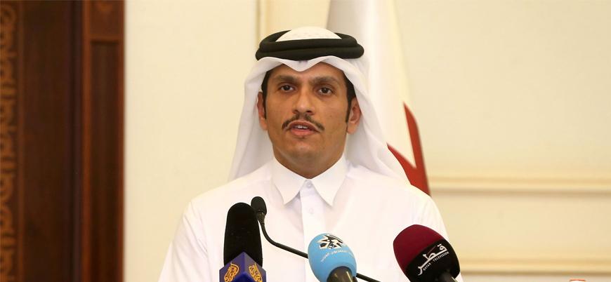Katar, Esed rejimiyle ilişkileri normalleştirmeyi reddetti