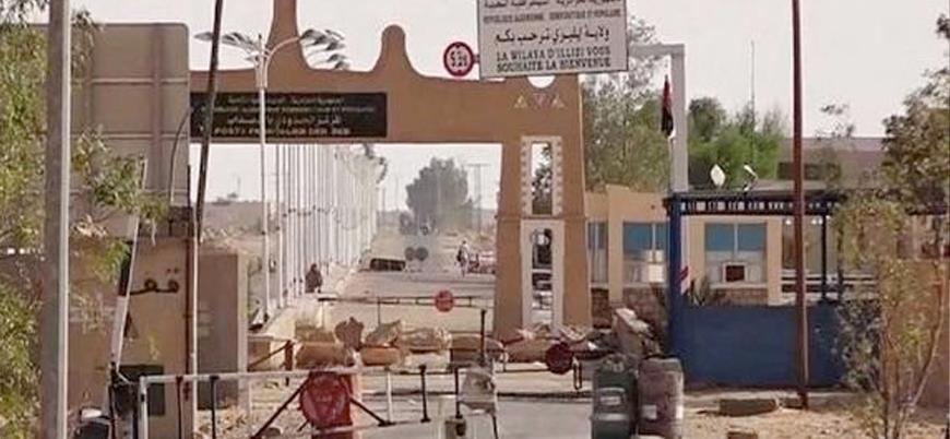 Cezayir ile Libya arasındaki sınır kapısı açılıyor