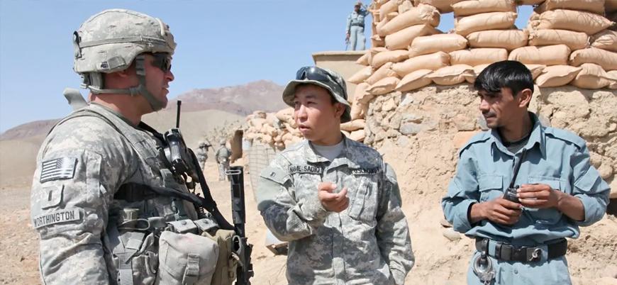 ABD işgal sürecinde kendisi için çalışan Afganları ülkesine alıyor