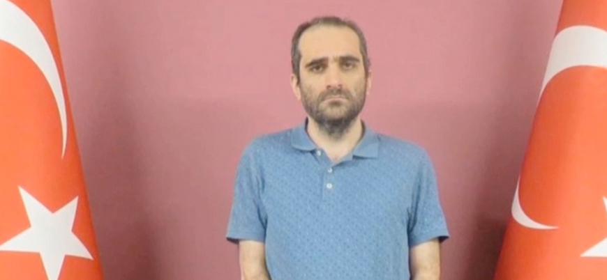 Selahaddin Gülen MİT operasyonuyla Türkiye'ye getirildi