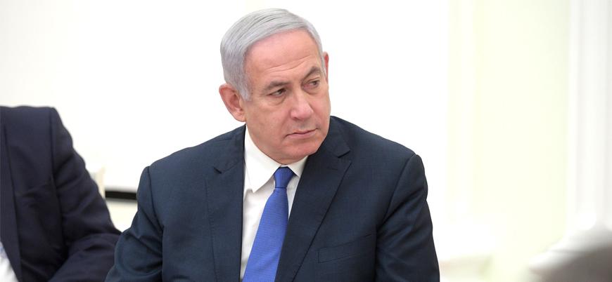 Netanyahu: Kurulacak hükümet İsrail'in geleceği için tehlikeli
