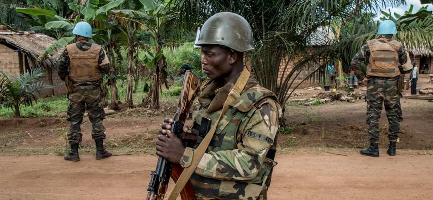 Orta Afrika'da Rus güçlerine saldırı: 3 ölü