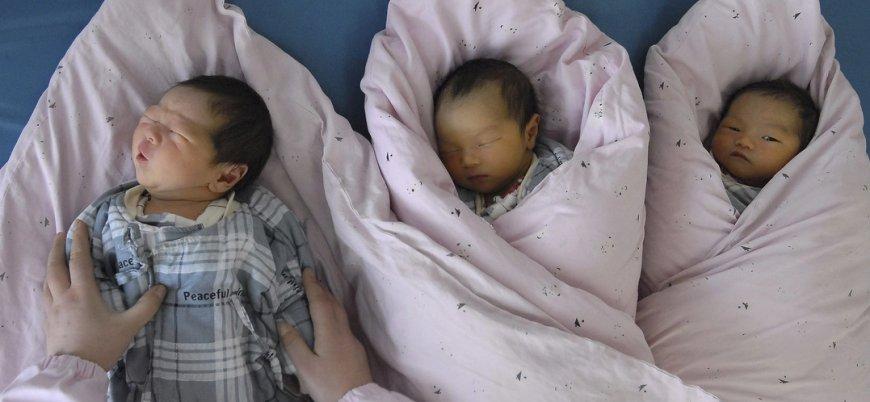 Çin yönetimi üçüncü çocuğa izin verdi