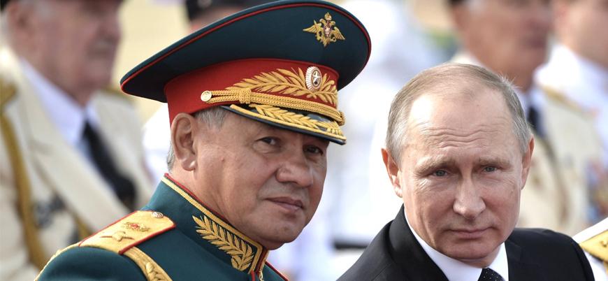 Rusya 'Batı tehdidine karşı' sınırlarındaki asker sayısını artırıyor