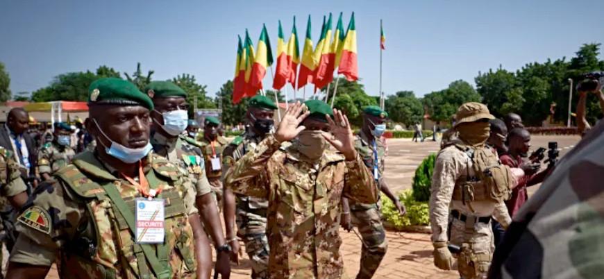 """""""Fransa için en iyi çözüm cihat yanlılarıyla anlaşıp Mali'den çekilmek"""""""