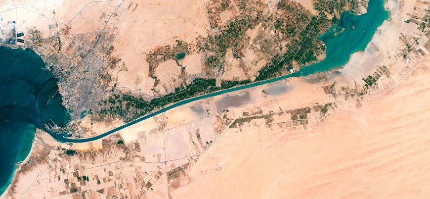 Süveyş Kanalı genişletilecek