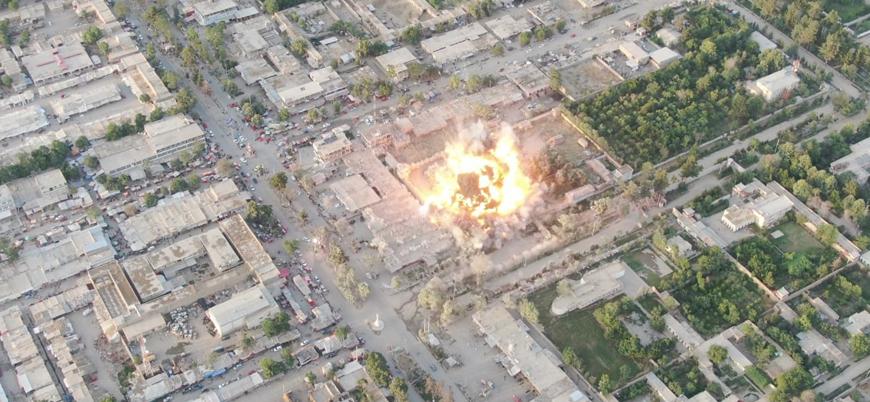 Afganistan: Taliban'dan askeri üsse bombalı araç saldırısı