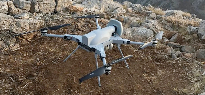 Türk yapımı Kargu-2 kamikaze drone bir ilki gerçekleştirdi