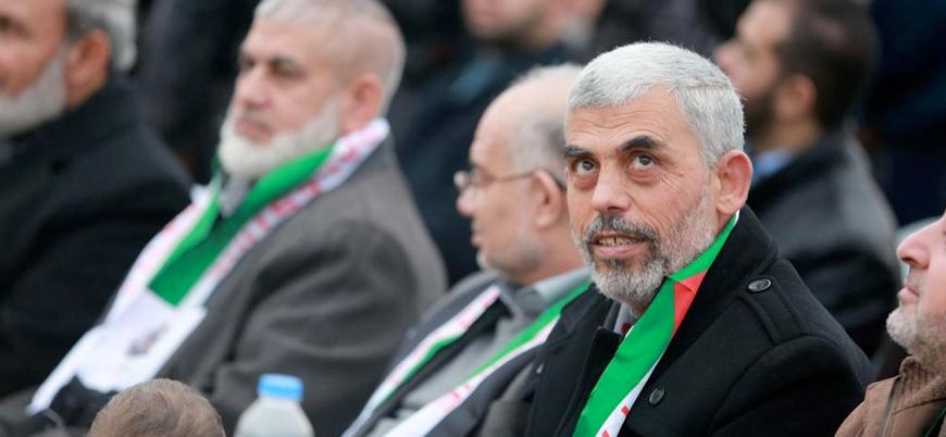 """""""Hamas İsrail ile esir takası müzakerelerine hazır"""""""