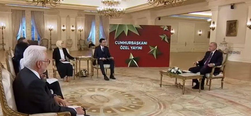 Erdoğan: Cuma günü bir müjde açıklayacağız
