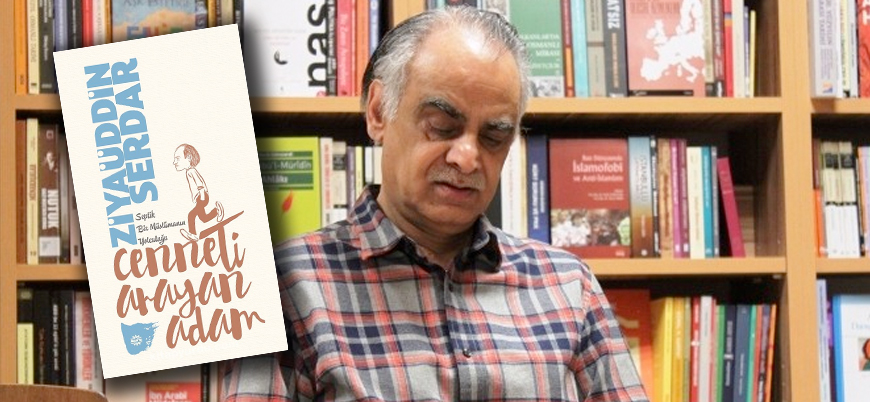 'Cenneti Arayan Adam': Ziyaüddin Serdar'ın kitabı ve şüpheler