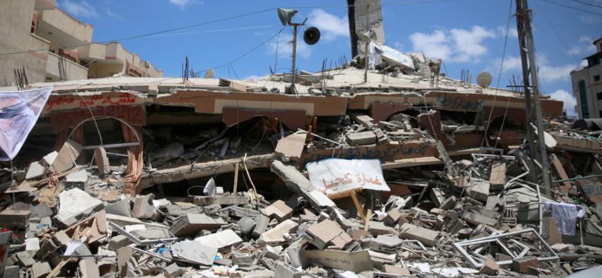 'İsrail Gazze'de kütüphaneleri kasten hedef alıyor'