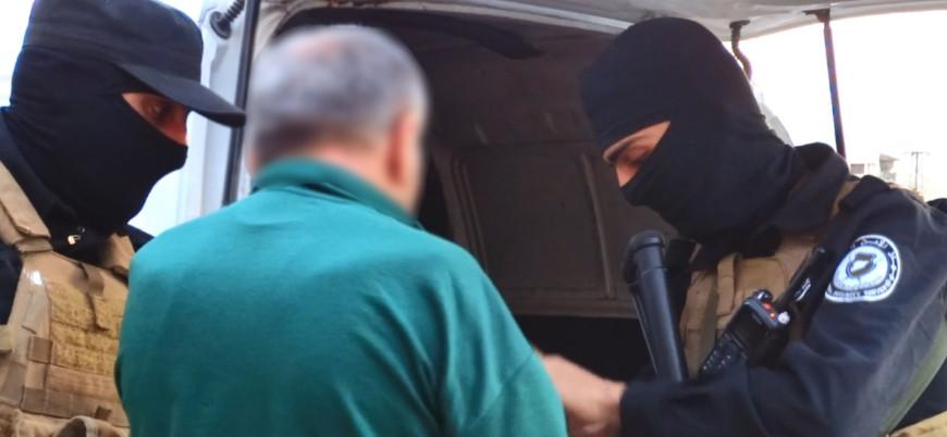 'İdlib'de Esed rejimi subayı gözaltına alındı'