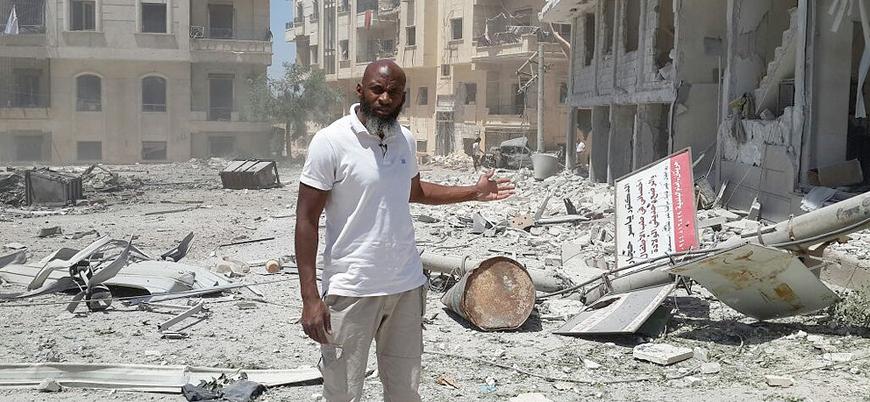 Gazeteci Bilal Abdulkerim, HTŞ tarafından serbest bırakıldıktan sonra ilk kez konuştu