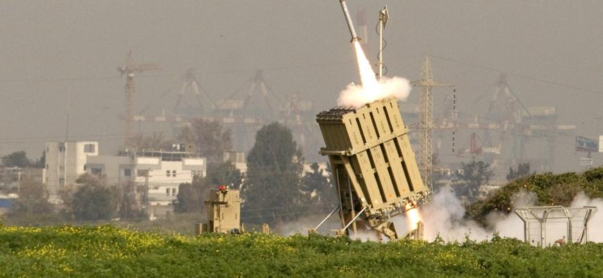 ABD İsrail'in 'Demir Kubbe'sini yenileyecek