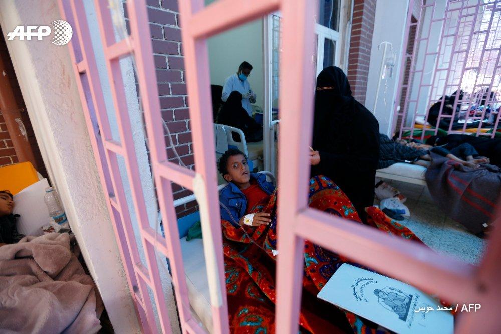 Yemen kolera ile boğuşuyor: 3 haftada 242 ölü