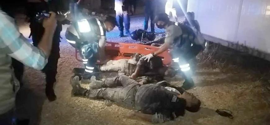 Ürdün'de güvenlik güçlerine eş zamanlı silahlı saldırılar