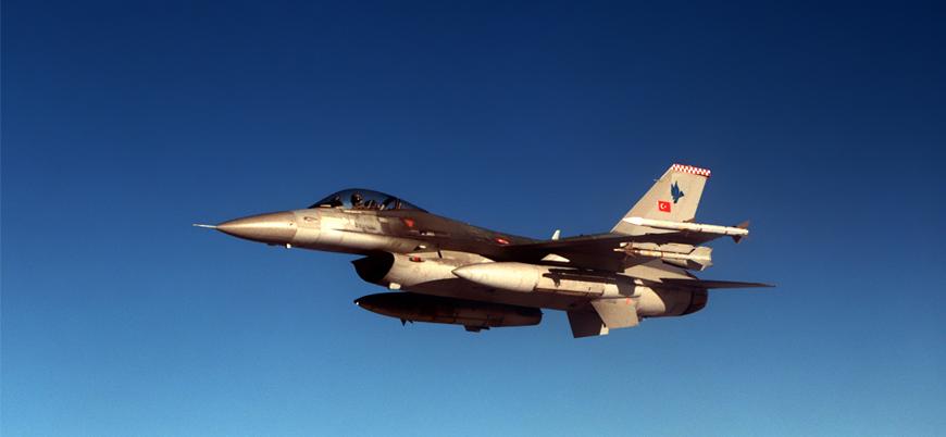 Türkiye'den Irak'ın kuzeyine hava harekatı