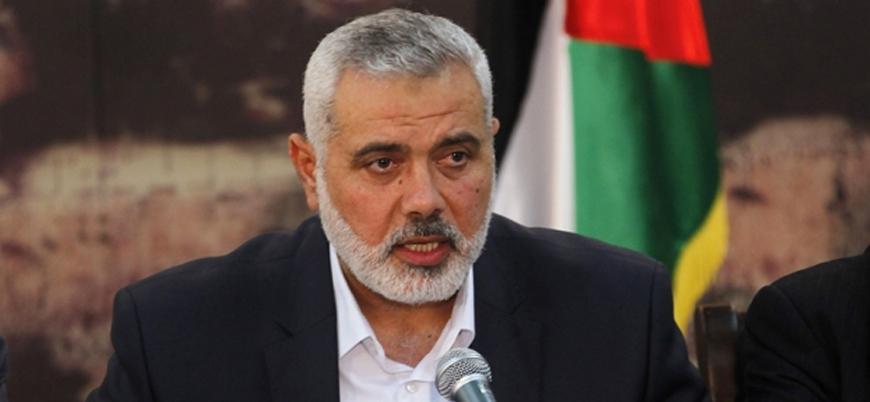 Hamas'tan Mahmud Abbas yönetimince öldürülen Banat için taziye