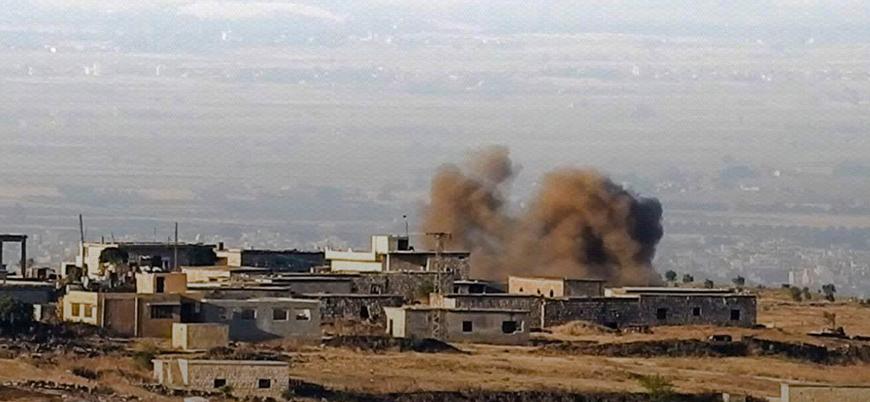 Suriyeli muhaliflerden sivilleri hedef alan Esed rejimine misilleme