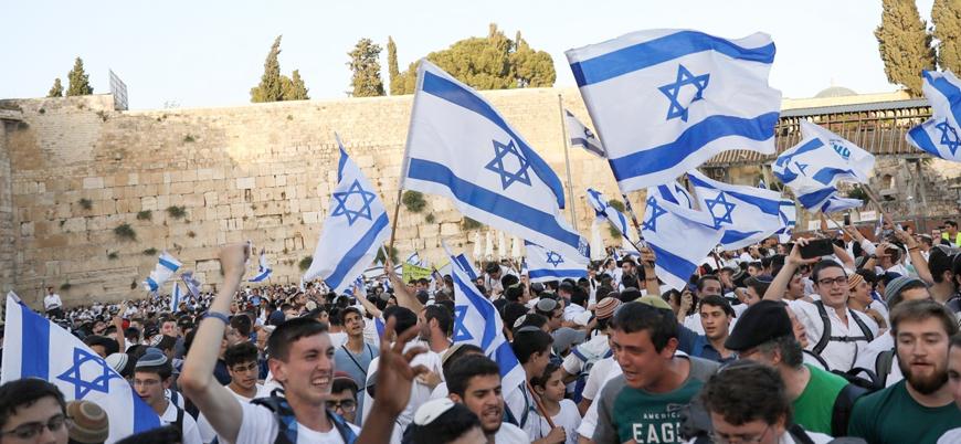 İsrail, Filistin'de savaşa neden olan 'Siyonist yürüyüşe' izin verecek