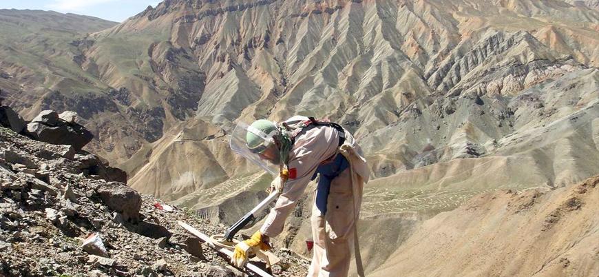 Afganistan'da mayın temizleme işçilerine yönelik saldırının faili kim?