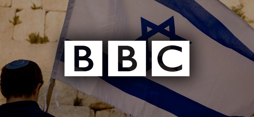 """""""BBC, Yahudi lobisine ve İsrail'e boyun eğdi"""""""