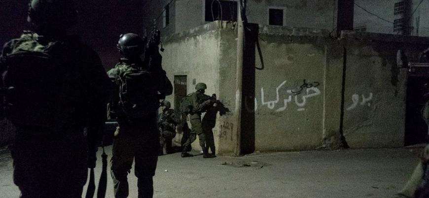 Batı Şeria'da İsrail askerleri ile Filistin güvenlik güçleri arasında çatışma: 3 ölü