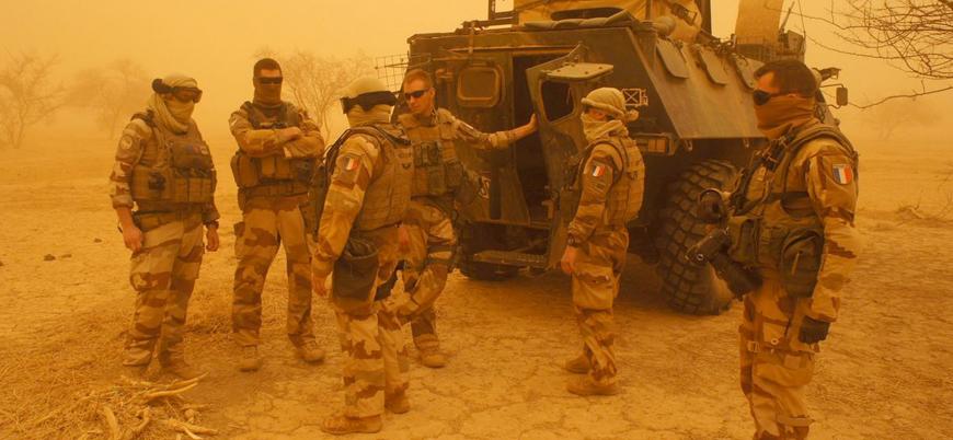 Fransa Batı Afrika'daki 'Barkhane' operasyonunu sona erdiriyor