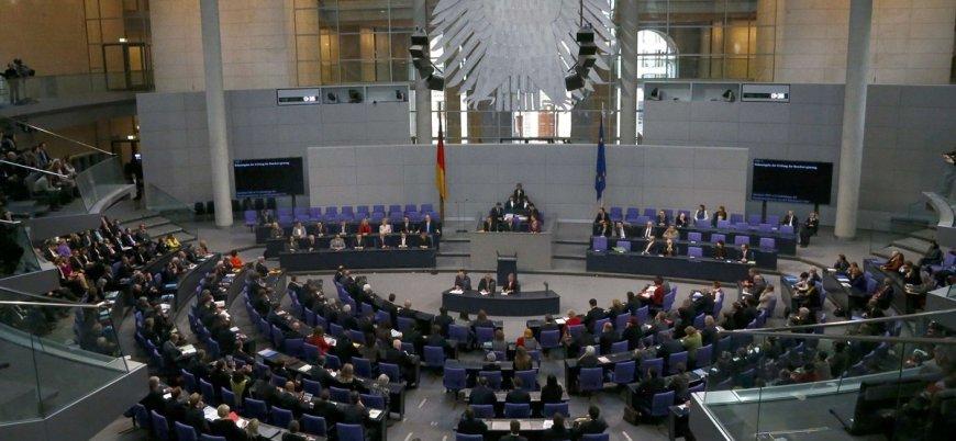 Alman muhalefet partilerinin 'Türkiye'ye silah ambargosu' teklifi reddedildi