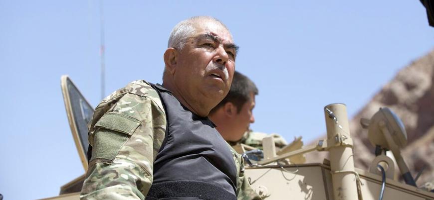 Taliban, Raşid Dostum'un kalesine girdi