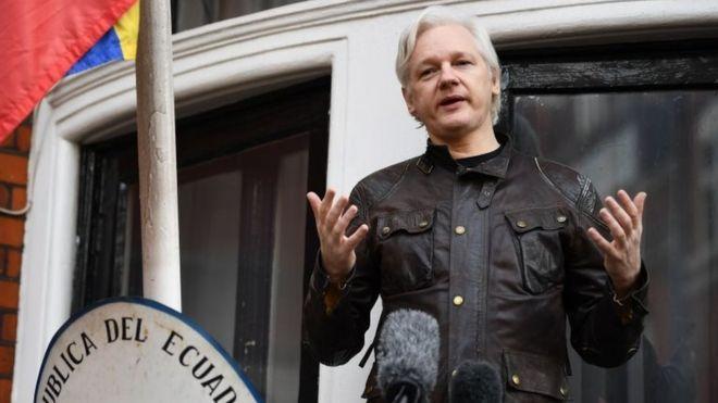 WikiLeaks kurucusu Assange hakkındaki tecavüz soruşturması kapandı