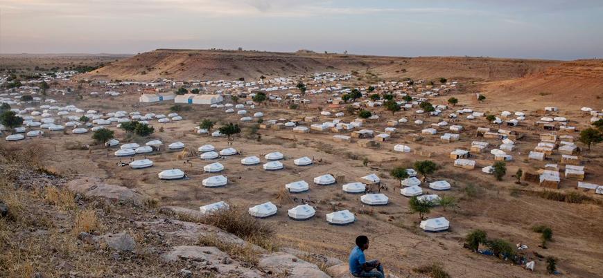 Eritre Tigray'da yüz binlerce sivili açlığa mahkum ediyor