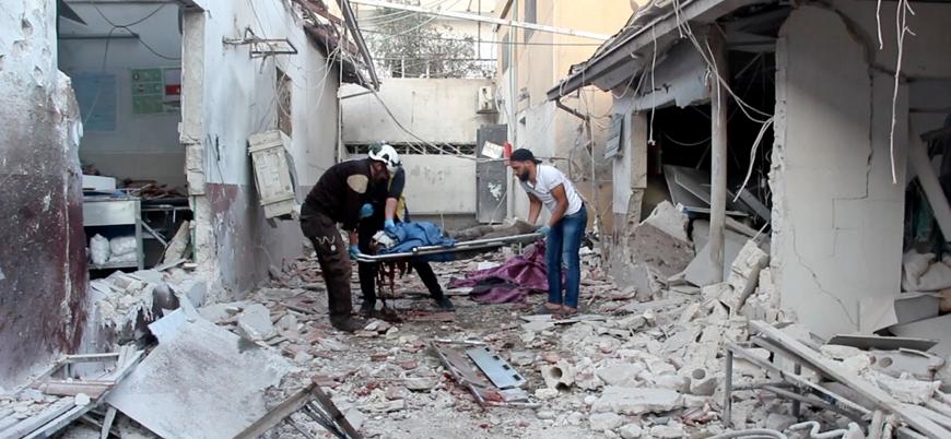 YPG Afrin'de hastane bombaladı: 22 ölü, 45 yaralı