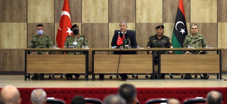 Bakan Akar Libya'da: Gizli saklı bir şeyimiz yok