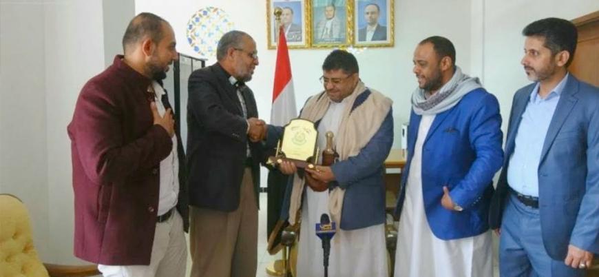 Hamas'ın Yemen'de Husilere ziyareti tepki çekti