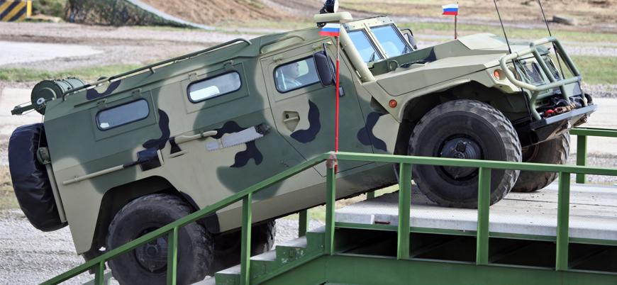 Rusya'nın Afrika ülkelerine silah satışı artıyor
