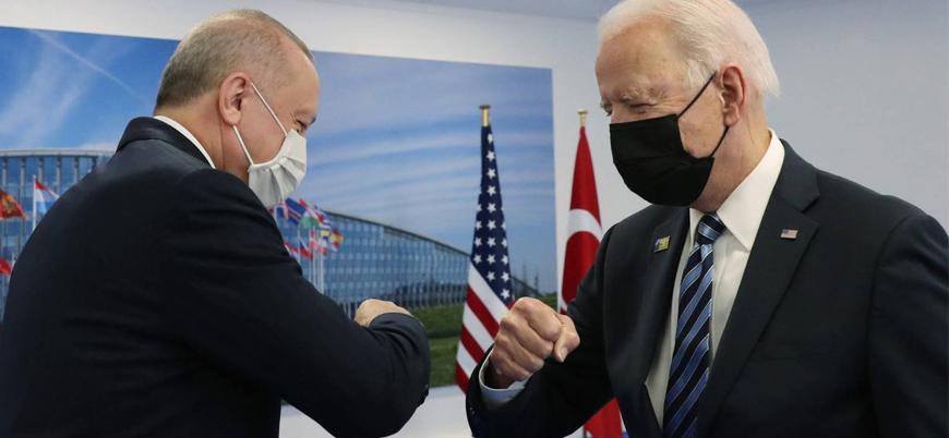 Biden'dan Erdoğan ile yaptığı 'Afganistan' görüşmesine dair açıklama