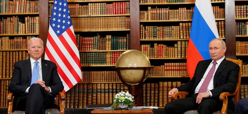 Rusya'dan ABD'ye: Afganistan için Orta Asya'daki üslerimizi kullanın