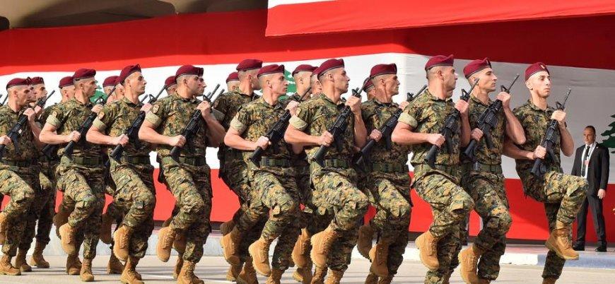 Fransa, Lübnan'ın 'Hristiyan ordusuna' bağış topluyor