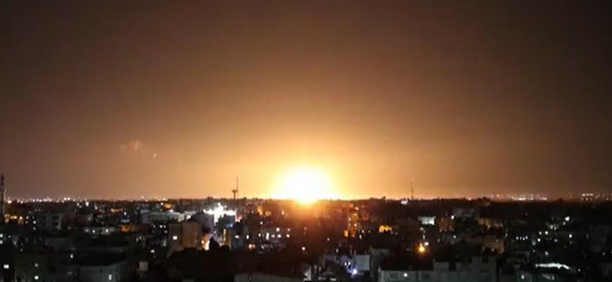 Hamas: İsrail'deki yeni hükümet Gazze'yi vurarak şov yapıyor
