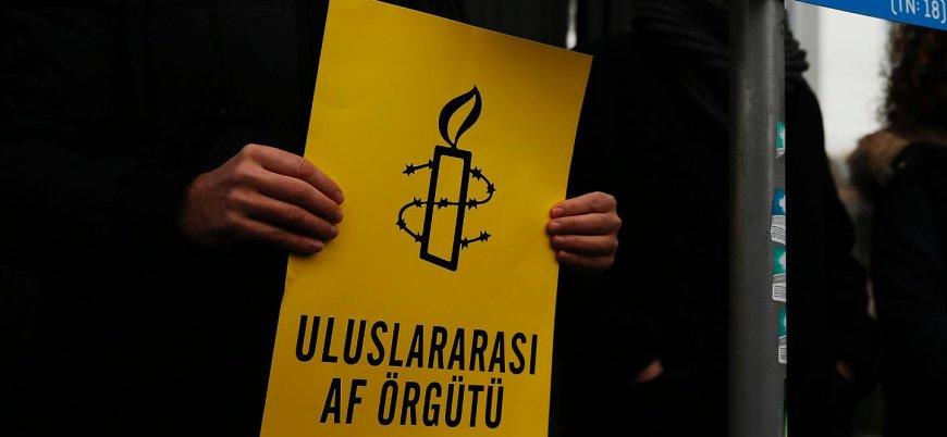 Af Örgütü: Türkiye sivil toplum kuruluşlarını baskı altında tutuyor