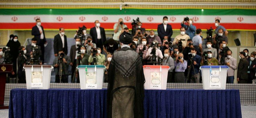 İran'da cumhurbaşkanlığı seçimlerine katılım rekor düşüklükte