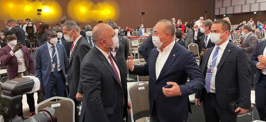 Türkiye-Afganistan-İran toplantısı 20 Haziran'da
