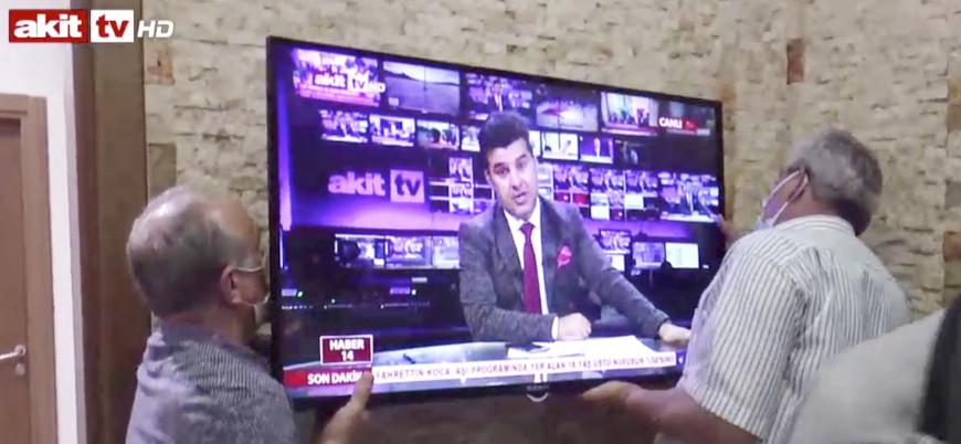 İBB Başkanı İmamoğlu'ndan Akit TV'ye haciz