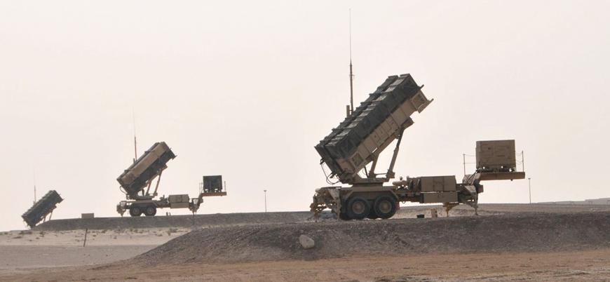 ABD hava savunma sistemlerini Ortadoğu'dan çekiyor