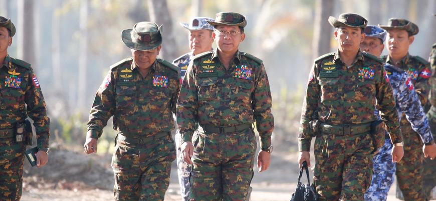 BM'den 'Myanmar'a silah ambargosu' çağrısı