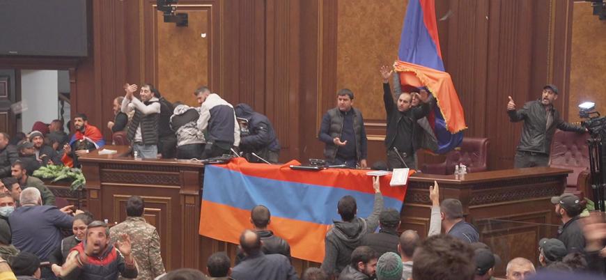 Ermenistan sandık başında