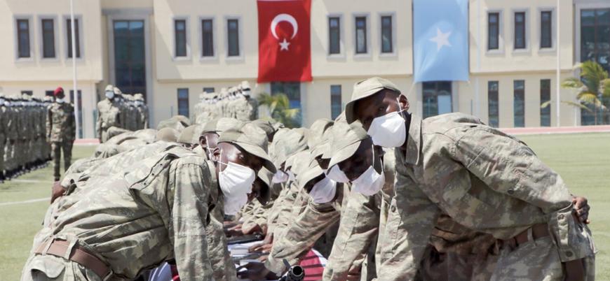 Türkiye'den Somali'ye 30 milyon dolarlık hibe